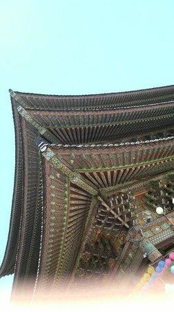 Yakchunsa Temple: 色鮮やか