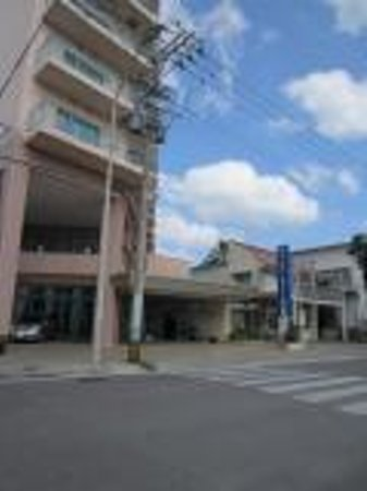 Hotel Bell Harmony Ishigakijima : 外観