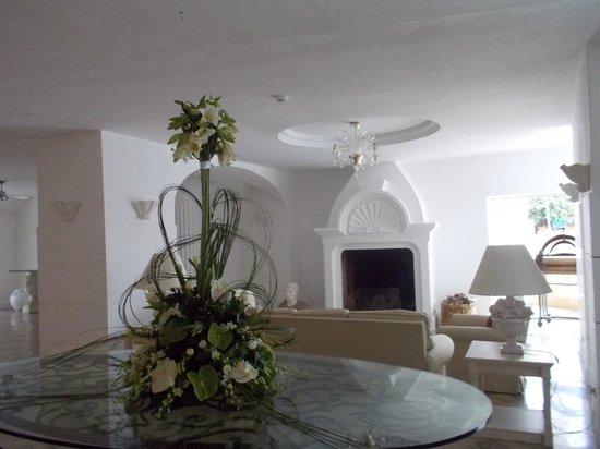 La Residenza Capri: Reception