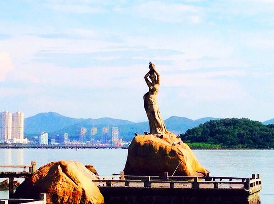 Zhuhai Lovers' Road: Lover's road