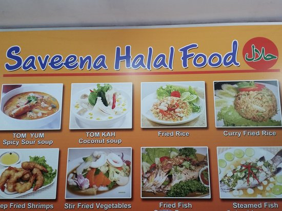 Saveena Muslim Food Patong Restaurant Reviews Photos Tripadvisor