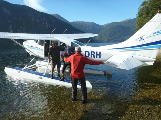 Wings & Water: Landing at Dusky Sound