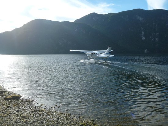 Wings & Water: Taking off from Dusky Sound