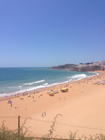 Hotel Apartamento Balaia Atlantico: The beautiful beach in albufeira :)