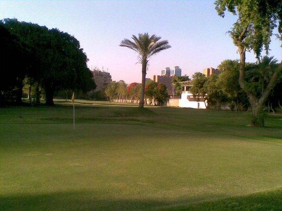 Gezira club cairo