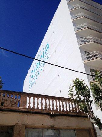 Hotel Gracia: Facciata hotel