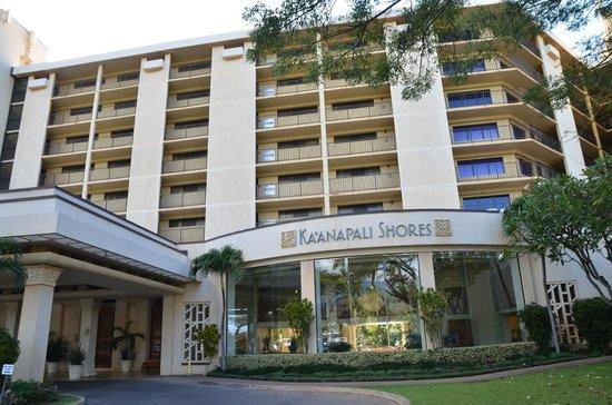 Aston Kaanapali Shores: Main Lobby Area