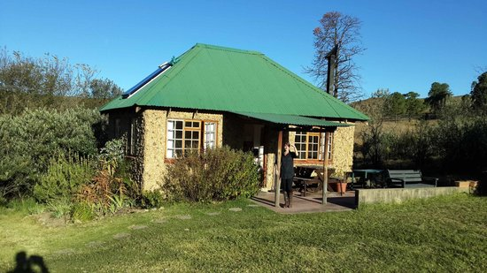 Sani Lodge Backpackers: Honeyguide Cottage