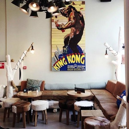 King Kong hostel Cafe
