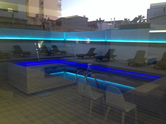 Hotel Gracia: piscina