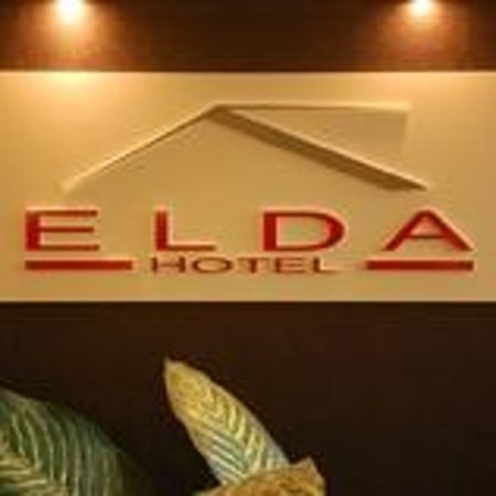 Hotel Elda: Recepcja