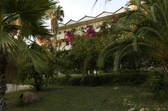 Hotel Pataros : Garden
