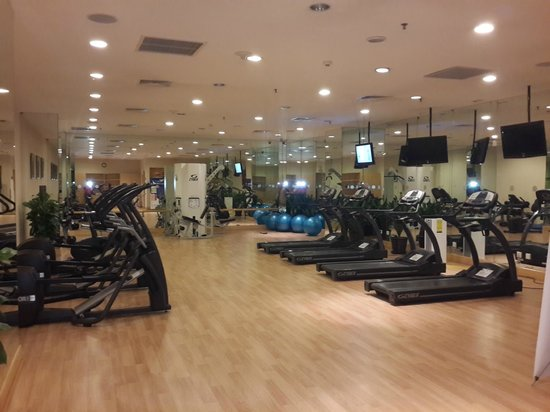 Grand Mercure Beijing Central : gym