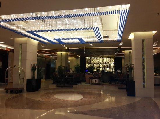 Grand Mercure Beijing Central: lobby