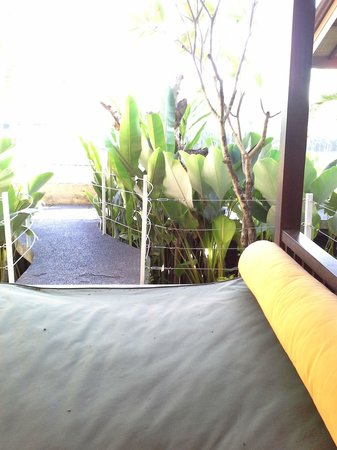 The Studio Bali: a quiet place to read