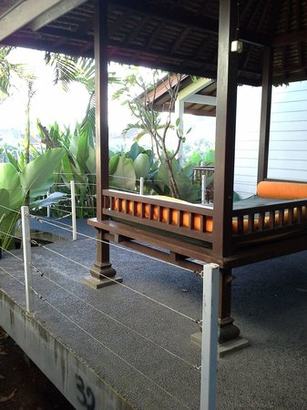 The Studio Bali: quite place
