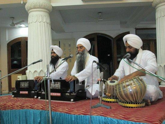Gurudwara Gobind Dham : Bhai Sarwan Singji - Ahmedabad Visit