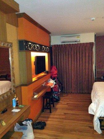 Chalelarn Hotel Hua Hin: nice room