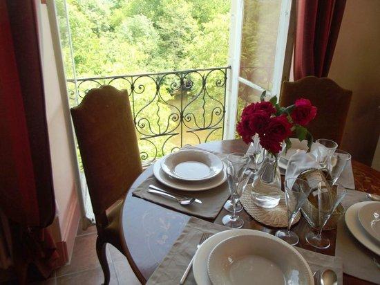 Hostellerie Val de Creuse : ESPACE RESTAURANT EN CONTREBAS LA CREUSE