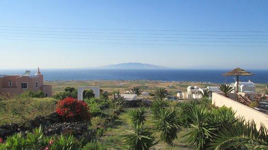 Anemoessa Villa: View from room 7 balcony