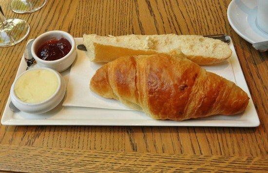 Typical French Breakfast - Picture of Charivari, Paris - TripAdvisor