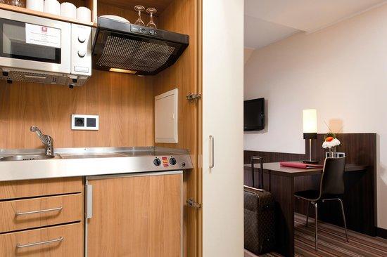 Leonardo Hotel & Residence München: Comfort Zimmer