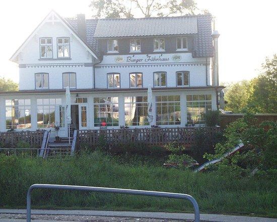 Hotel Restaurant Burger Fäehrhaus
