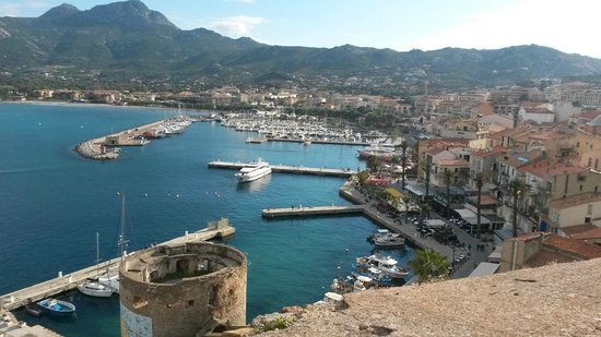 Residence Les Lauriers Roses: Calvi