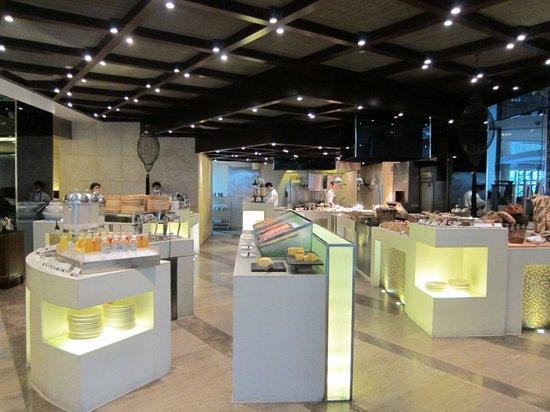 Swissotel Grand Shanghai: Breakfast buffet