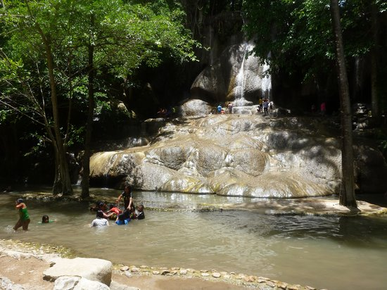 erawan waterfall how to get there