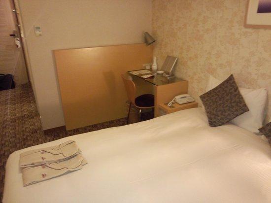Hotel Resol Trinity Sapporo: アメニティ等充実しています