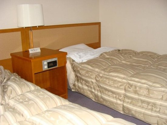 Hotel Route Inn Odate: きれいな部屋です