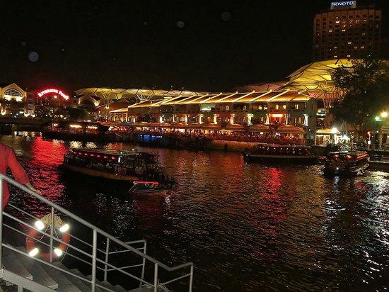 Novotel Singapore Clarke Quay: Clarke Quay