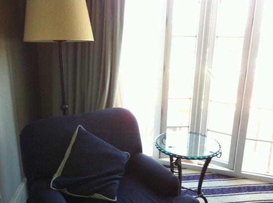Hotel Príncipe Felipe 5*- La Manga Club: Rinconcito lectura