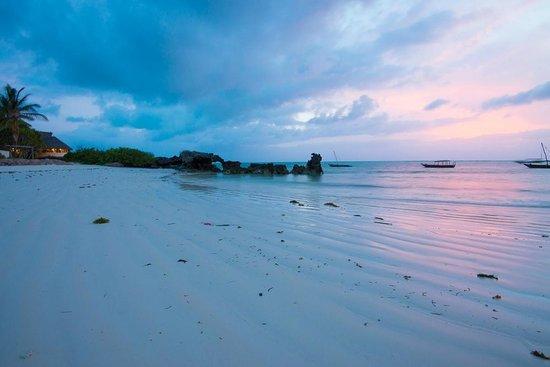 Matemwe Lodge, Asilia Africa: Matemwe Beach sunset