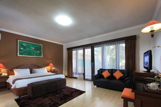 The Taman Ayu : Super Deluxe bedroom