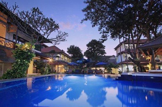 The Taman Ayu : Swimming Pool