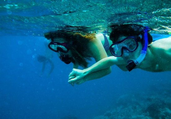 Matemwe Lodge, Asilia Africa : Snorkelling