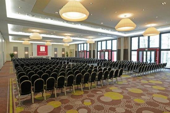 Leonardo Royal Hotel Berlin Alexanderplatz: Konferenzsaal