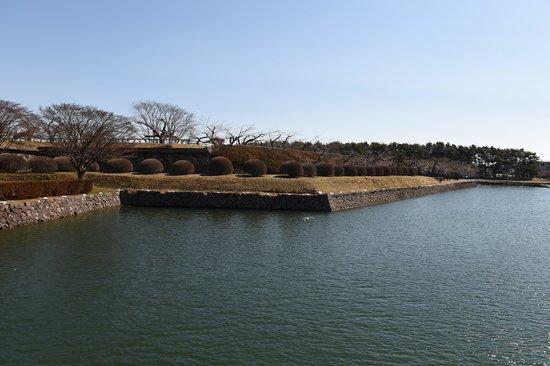 Goryokaku Park : The Fort