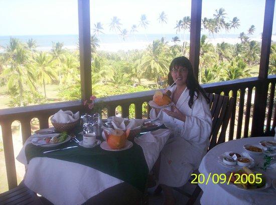 Bentota Beach by Cinnamon: Wedding breakfast