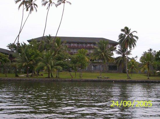 Bentota Beach by Cinnamon: Boat trip on the lagoon.