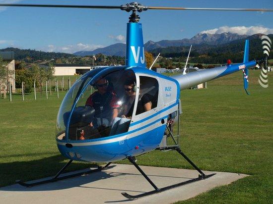 U Fly Heli Trial Flights: trial flight with u fly heli