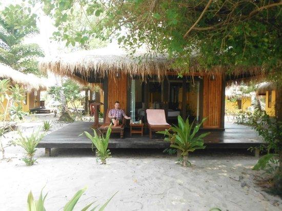 Koh Mook Sivalai Beach Resort : Bungalow 117