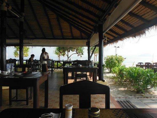 Koh Mook Sivalai Beach Resort : Frühstück