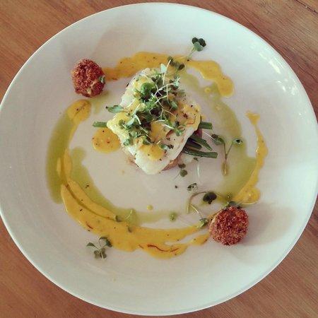 Longridge Restaurant: Fish