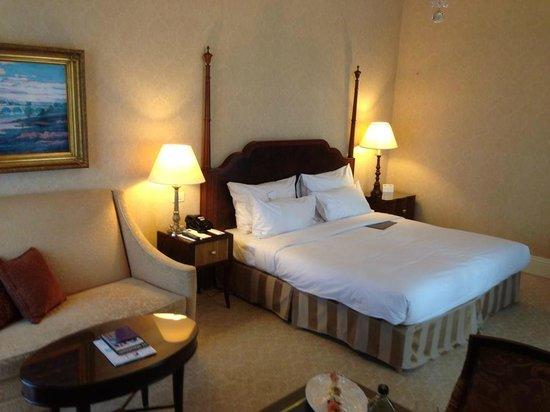 The Ritz-Carlton, Budapest: room