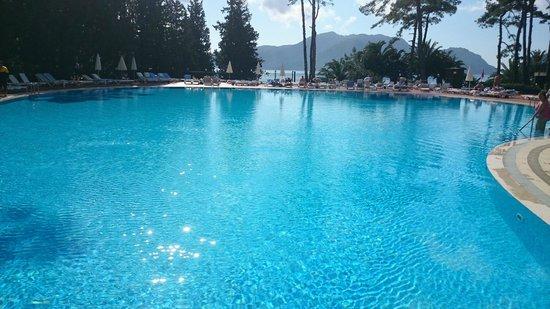 Grand Yazici Club Turban: Main Pool