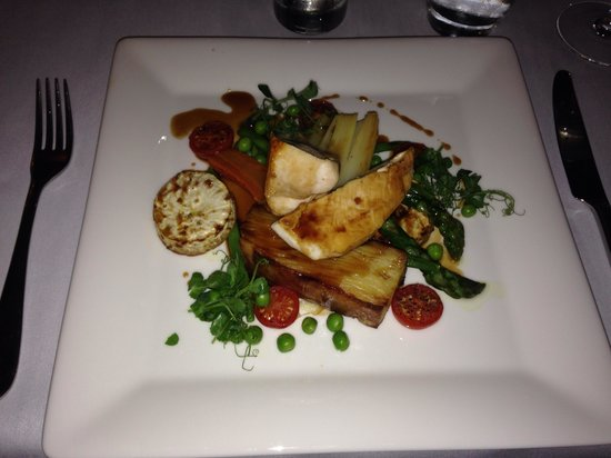 Bailbrook House Hotel: Delicious food