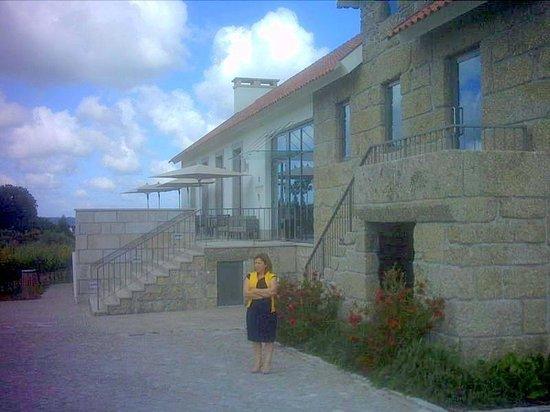 Madre De Agua Hotel Rural: entrada da unidade hoteleira